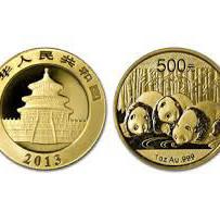 Chinese Panda Gold Coins