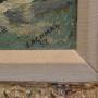 Harry B. Lachman Oil on Canvas - Villa Franche Sur Mer c 1957 - Image 2