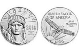 American Eagle Platinum Coin - Image