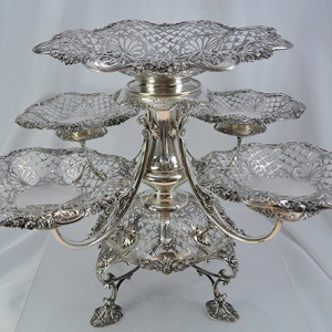 English-Sterling-Epergne-James-Dixon-&-Sons-Image