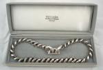 Hermes-sterling-necklace-vintage-image