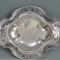 Gorham Martele Sterling Silver Art Nouveau Bowl c.1898
