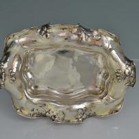 Gorham Martele Sterling Silver Art Nouveau Bonbon Dish c.1905