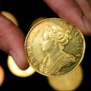 Ultra-Rare British Coin Found Among Child's 'Pirate Treasure'